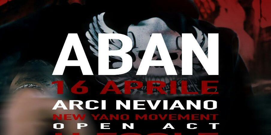 Aban live a Neviano. 16 Aprile Zona Genuina